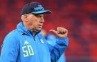 """""""Napoli đang cảm thấy rất thoải mái, Insigne thực sự yêu đội bóng này"""""""