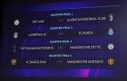 TRỰC TIẾP BỐC THĂM Champions League: Man Utd đại chiến Barca