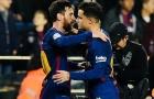 Sốc! Coutinho phải ra đi vì gặp rắc rối với Messi?