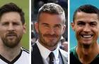 Beckham phá vỡ im lặng về việc biến Ronaldo và Messi thành đồng đội