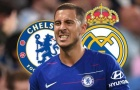 Ức chế vì Real, Chelsea chơi 'đòn hy sinh' với Hazard