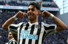 Sao Newcastle vui mừng khi được so sánh với Messi