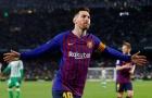 Highlights: Real Betis 1-4 Barcelona (La Liga)
