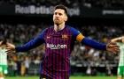 Được CĐV đối thủ tung hô, Messi có phản ứng gì?