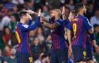 CĐV Barcelona náo loạn sau màn trình diễn của Messi