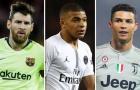 Dự đoán Cầu thủ xuất sắc nhất 5 giải đấu hàng đầu châu Âu: Mbappe sánh ngang Messi, Ronaldo