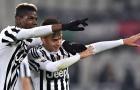 Juventus hét giá 3 con số bán 'bạn thân Pogba' cho M.U và Real