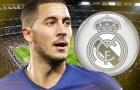 NÓNG: Hazard lên tiếng về việc đến Real