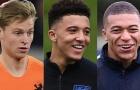 8 tài năng trẻ đáng xem nhất ở vòng loại EURO 2020