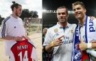 Gareth Bale thần tượng Henry, Bergkamp của Arsenal