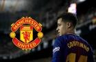 Nóng: Barca ra phán quyết tương lai Coutinho, Man Utd mừng thầm