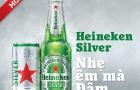 Thị trường bia Việt chào đón sản phẩm bia mới - Heineken Silver