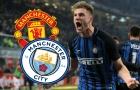Bung két, Man City đánh bại United phi vụ 100 triệu euro