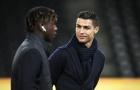'Tôi trộm các bí quyết của Ronaldo'