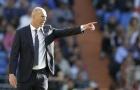 Trở lại Real, Zidane ra mục tiêu 'kìm hãm' Barca đến cùng