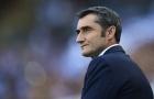 Valverde 'đau đầu' với bài toán nhân sự trên hàng công