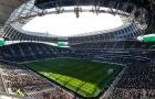 Choáng ngợp với 'nhà mới' 800 triệu bảng siêu khủng của Tottenham