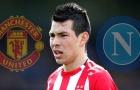 Vượt mặt Napoli, Manchester United tiến gần hơn đến sao 40 triệu euro