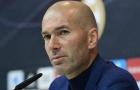 Zidane giúp Madridista trả lời những câu hỏi về vấn đề nhân sự tại Bernabeu