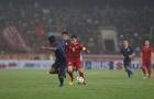 '1 trận đấu thất bại toàn tập của U23 Thái Lan'