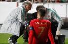 Nóng: Cristiano Ronaldo gặp chấn thương, Juventus bắt đầu lo lắng