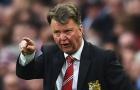 Van Gaal: 'Cậu ta chẳng thuyết phục ở bất kỳ vị trí nào trên hàng công M.U'
