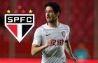 Rời Trung Quốc, cựu sao AC Milan trở lại Brazil