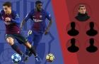 4 ngôi sao 'hạng A' có thể sẽ rời khỏi Barca vào Hè này