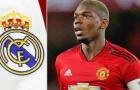 Tiết lộ số tiền khủng Real bỏ ra trong thương vụ Paul Pogba