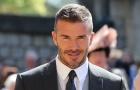 Beckham: 'Tin tưởng vào anh ấy sẽ tốt cho Man Utd'