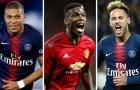 10 thương vụ chuyển nhượng đắt giá nhất lịch sử bóng đá thế giới