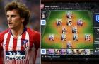Griezmann để lộ đội hình trong mơ, màu áo ưa thích là Arsenal