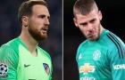 Man Utd chọn xong 2 cái tên thay thế De Gea, giá đắt kỷ lục