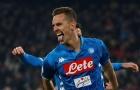 Atletico nhắm 'sát thủ' Napoli thay thế 'hung thần' Diego Costa