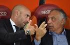 """Góc AS Roma: """"Bóng ma"""" Monchi còn ám ảnh đến bao giờ?"""