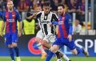 """""""Juventus và Barcelona sẽ vào chung kết"""""""