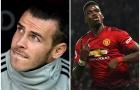 Real 'thử lòng' Man Utd: Pogba hoặc 130 triệu = Bale!