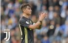 5 điểm nhấn SPAL 2-1 Juventus: Nan đề CR7, phản cảm và lời chia tay nghẹn ngào