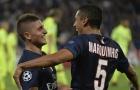 Herrera tới PSG là chìa khoá để M.U cao tay giật 2 ngôi sao khủng của đối tác