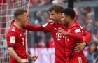Hủy diệt Dusseldorf, Bayern quay về ngôi đầu trên bảng xếp hạng