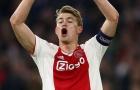 Overmars 'phũ hơn người yêu cũ' khi giám đốc Juve hỏi về thương vụ De Ligt