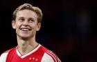 CHÍNH THỨC: Frenkie de Jong mang tin buồn cho Juventus