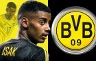Alexander Isak: 'Tiểu Ibra' của Borussia Dortmund và bóng đá Thụy Điển