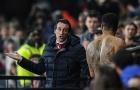 Cay cú, tiền đạo Watford chửi Emery 'không trượt phát nào'