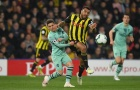 Fan Arsenal nhắc nhở Troy Deeney về 'khẩu nghiệp'