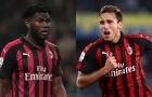 Tiết lộ 10 cái tên sắp bị AC Milan đẩy ra đường