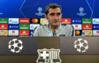 Valverde tiết lộ 1 điều, Barca lộ rõ 'kế sách' khuất phục Man Utd