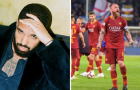 'Vựa muối' Roma cấm cầu thủ chụp ảnh với 1 siêu sao