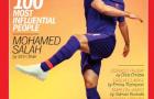 Lên bìa TIME, sức ảnh hưởng của Salah quá khủng khiếp
