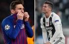 NÓNG! Messi lên tiếng về việc Ronaldo bị loại